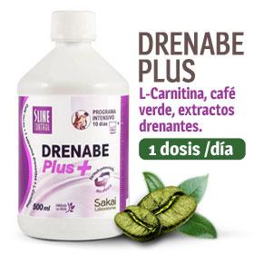 Comprar Drenabe PLUS, para la retención de líquidos