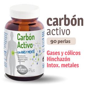 Comprar Carbón vegetal Activo